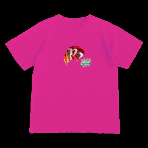 √SOUR CANDY von Lady GaGa - T-Shirt jetzt im Bravado Shop