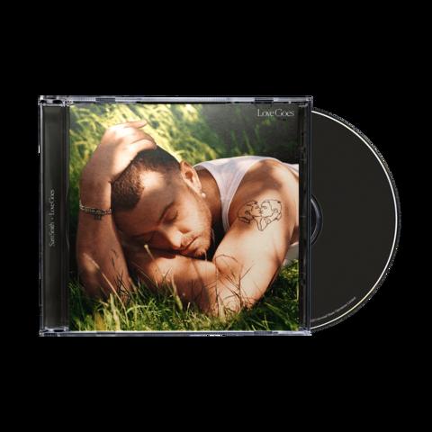 Love Goes von Sam Smith - CD jetzt im Bravado Shop