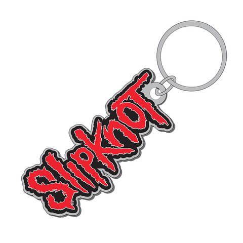 √SLP Logo von Slipknot - Keychain jetzt im Bravado Shop