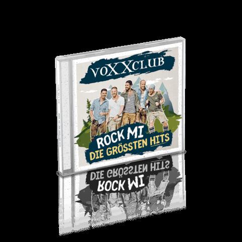 √Rock Mi - Die größten Hits von Voxxclub - CD jetzt im Bravado Shop