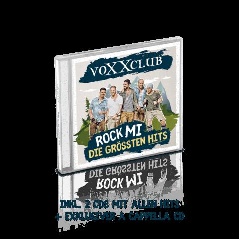 √Rock Mi - Die größten Hits (Deluxe Edition) von Voxxclub -  jetzt im Bravado Shop