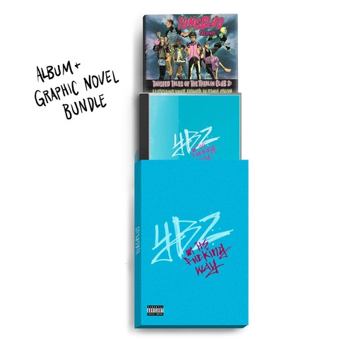 YB2 (Graphic Novel Bundle) von Yungblud - Boxset jetzt im Bravado Shop
