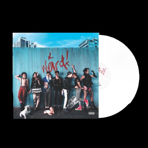√Weird! (Standard White Vinyl) von Yungblud - LP jetzt im Bravado Shop