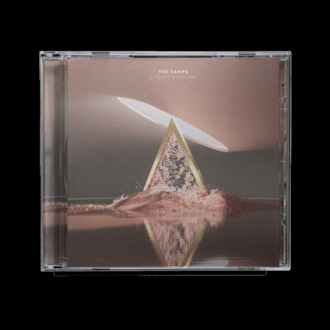 √Cherry Blossom von The Vamps - CD jetzt im Bravado Shop