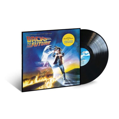 √Back To The Future (Music From The Motion Picture Soundtrack) von Various Artists - LP jetzt im Bravado Shop