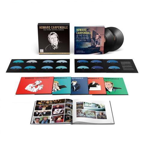 Das Werk Meines Lebens (Ltd. Boxset) von Howard Carpendale - Boxset jetzt im Bravado Shop