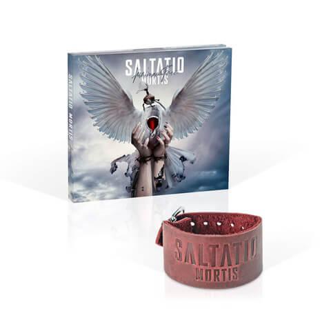 √Für immer frei (Limitierte Deluxe 2CD + Armband) von Saltatio Mortis - CD Bundle jetzt im Bravado Shop