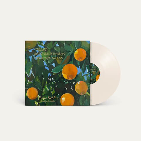 Violet Bent Backwards Over The Grass (Ltd. Cream Vinyl) von Lana Del Rey - 1LP jetzt im Bravado Shop