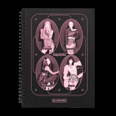 √HYLT von BLACKPINK - Notebook jetzt im Bravado Shop