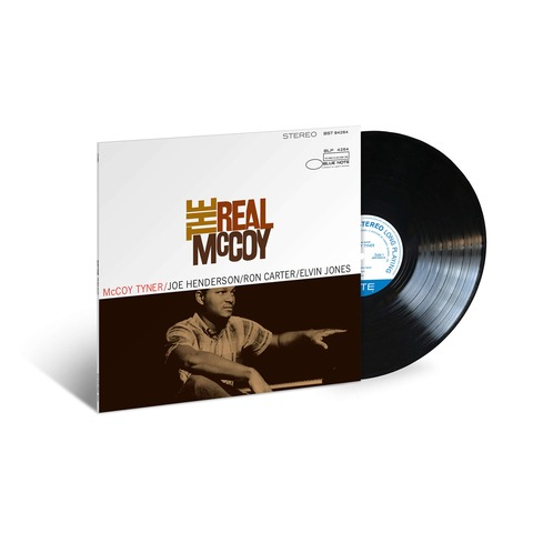 The Real McCoy von McCoy Tyner - LP jetzt im Bravado Shop