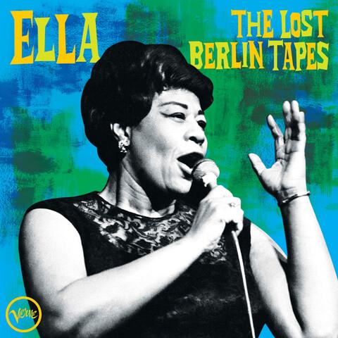 √The Lost Berlin Tapes von Ella Fitzgerald - LP jetzt im Bravado Shop