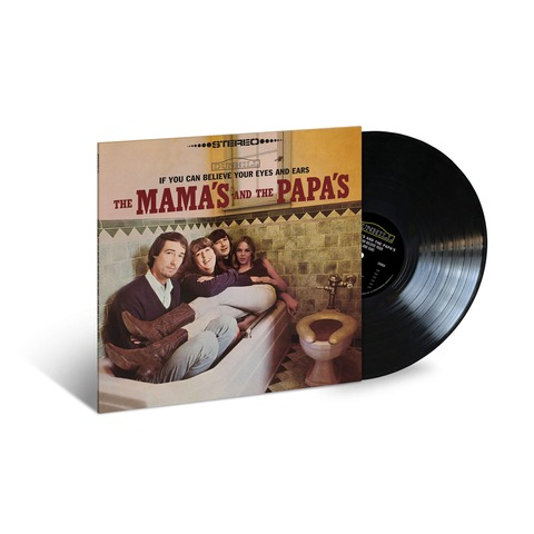 √If You Can Believe Your Eyes & Ears von The Mamas & The Papas - LP jetzt im Bravado Shop