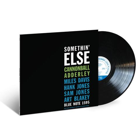 √Somethin Else von Cannonball Adderley - LP jetzt im Bravado Shop