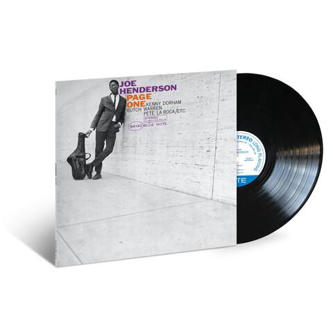 √Page One von Joe Henderson - LP jetzt im Bravado Shop