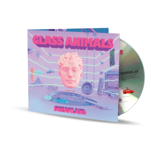Dreamland (Ltd. Bundle CD + Signed Art Card) von Glass Animals - CD Bundle jetzt im Bravado Shop