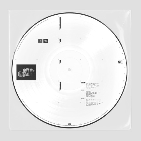 √Collections From The Whiteout: Exclusive Picture Disc Vinyl) von Ben Howard - Picture LP jetzt im Bravado Shop