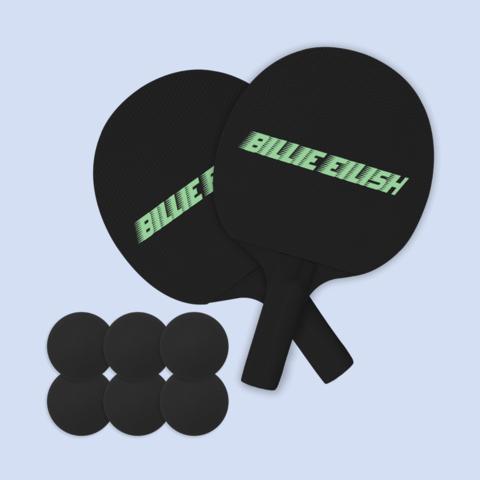 √Billie Eilish von Billie Eilish - Ping Pong - Set jetzt im Bravado Shop