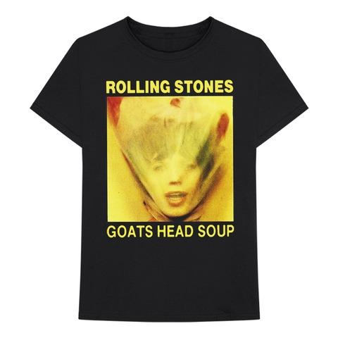 √Goats Head Soup - Cover von The Rolling Stones - T-Shirt jetzt im Bravado Shop