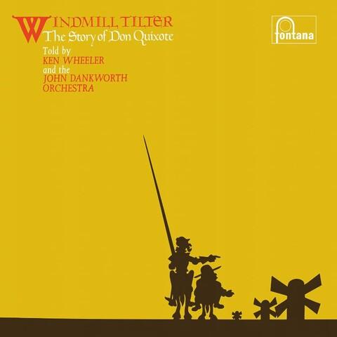 Windmill Tilter (The Story Of Don Quixote) von Kenny Wheeler & The John Dankworth Orchestra - LP jetzt im Bravado Shop