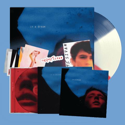 √In A Dream (CD + Exclusive LP + Signed Art Card) von Troye Sivan - music bundle jetzt im Bravado Shop