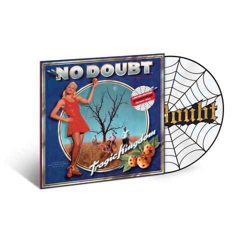 √Tragic Kingdom (Ltd. Picture Disc) von No Doubt - LP jetzt im Bravado Shop