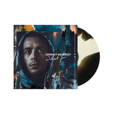 √Without Fear (Ltd. Marble Colour LP) von Dermot Kennedy - LP jetzt im Bravado Shop