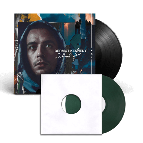 √Without Fear (Ltd. Deluxe LP with 10'') von Dermot Kennedy - LP jetzt im Bravado Shop