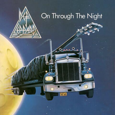 √On Through The Night von Def Leppard - LP jetzt im Bravado Shop