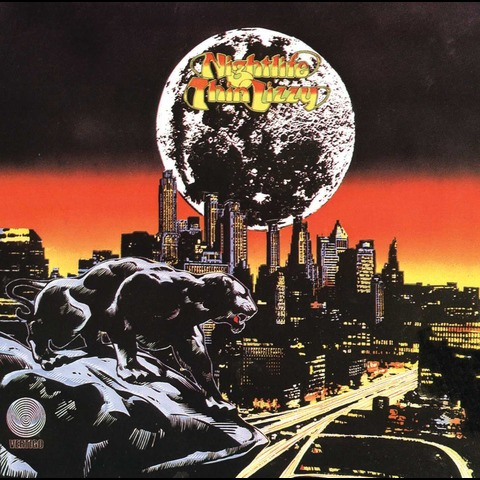√Nightlife (LP Re-Issue) von Thin Lizzy - LP jetzt im Bravado Shop