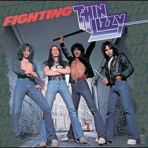√Fighting (LP Re-Issue) von Thin Lizzy - LP jetzt im Bravado Shop