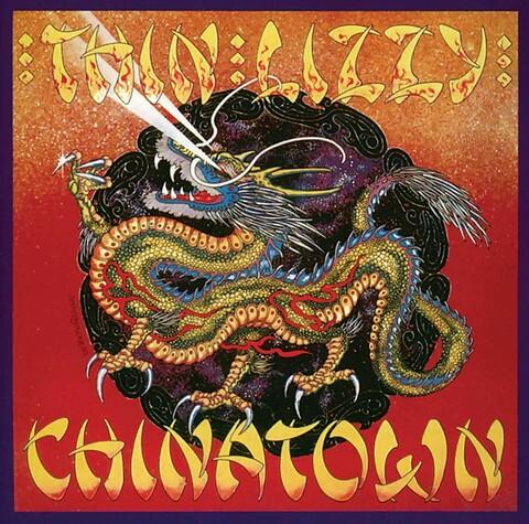 √Chinatown (LP Re-Issue) von Thin Lizzy - LP jetzt im Bravado Shop