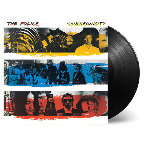 √Synchronicity (LP Reissue) von The Police - LP jetzt im Bravado Shop
