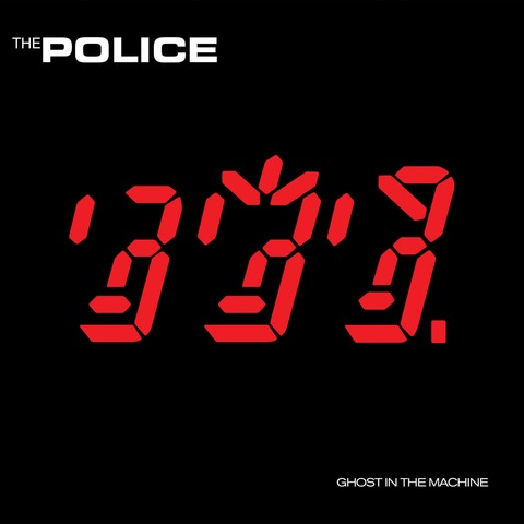 Ghost in the Machine (LP Reissue) von The Police - LP jetzt im Bravado Shop