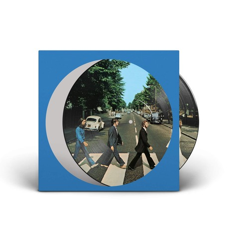√Abbey Road Anniversary Edition (Ltd. 1LP Picture Disc) von The Beatles - LP jetzt im Bravado Shop