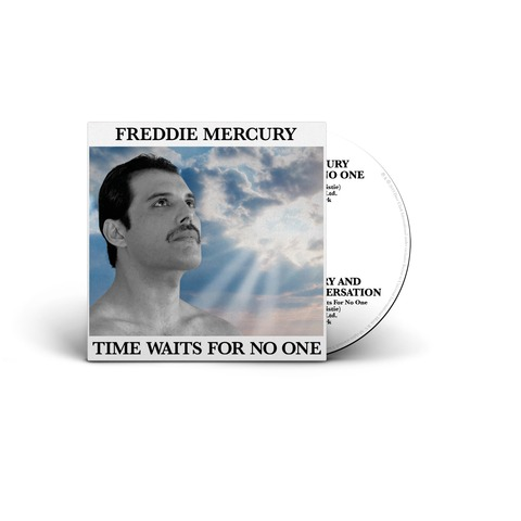 √Time Waits For No One (Single) von Freddie Mercury - CD jetzt im Bravado Shop