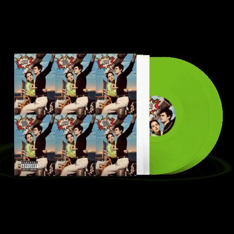 √Norman Fucking Rockwell! (Ltd. Lime Green Vinyl) von Lana Del Rey - 2LP jetzt im Bravado Shop