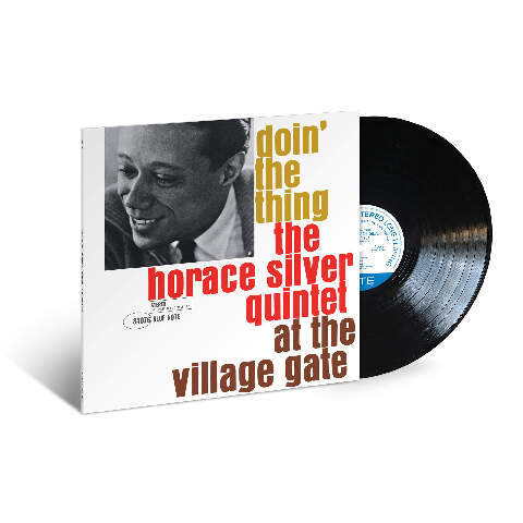 √Doin' The Thing (At The Village Gate) von Horace Silver Quintet - 1LP jetzt im Bravado Shop
