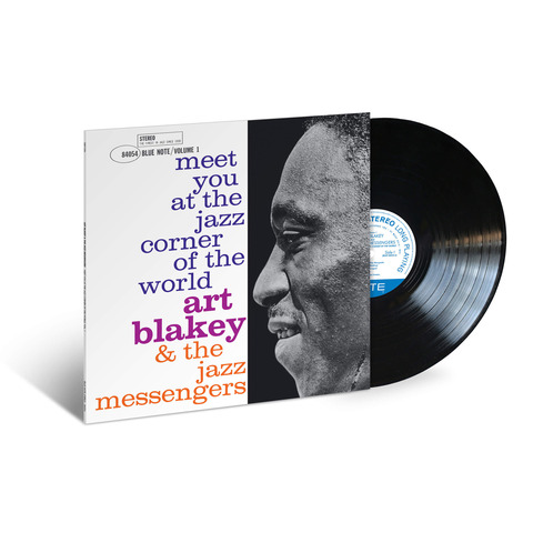 √Meet You At Jazz Corner Of The World Vol. 1 von Art Blakey -  jetzt im Bravado Shop
