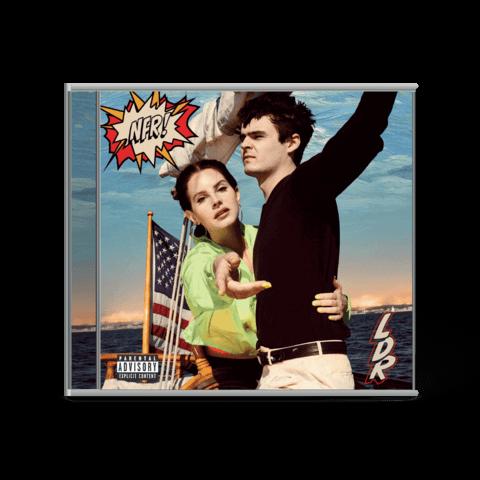 √Norman Fucking Rockwell! von Lana Del Rey - CD jetzt im Bravado Shop