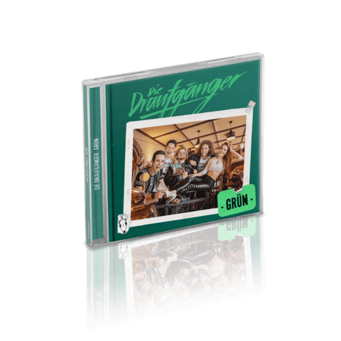√Grün von Die Draufgänger - CD jetzt im Bravado Shop