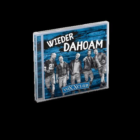 √Wieder Dahoam von voXXclub - CD jetzt im Bravado Shop