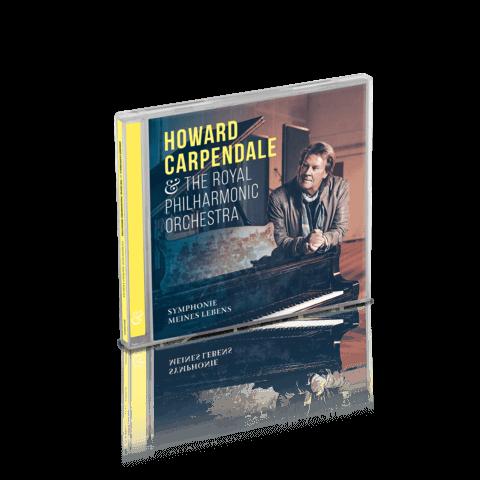 √Symphonie meines Lebens von Howard Carpendale - CD jetzt im Bravado Shop