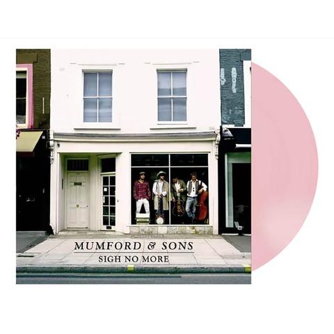 √Sigh No More (Ltd. Coloured LP) von Mumford & Sons - LP jetzt im Bravado Shop