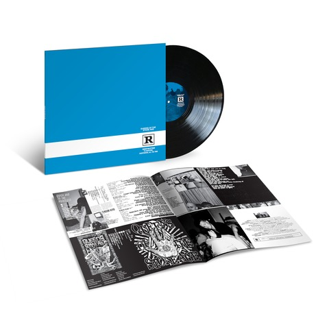 √Rated R (Vinyl Reissue) von Queens Of The Stone Age - LP jetzt im Bravado Shop