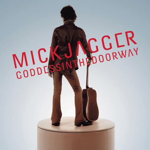 √Goddess In The Doorway (LP Re-Issue) von Mick Jagger - 2LP jetzt im Bravado Shop