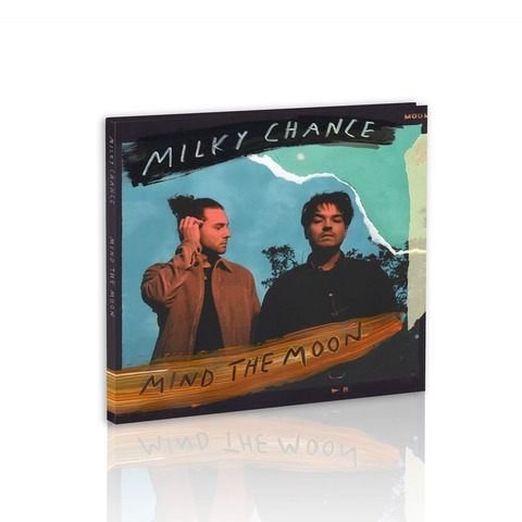 √Mind The Moon (Ltd Digipack) von Milky Chance - CD Digipack jetzt im Bravado Shop