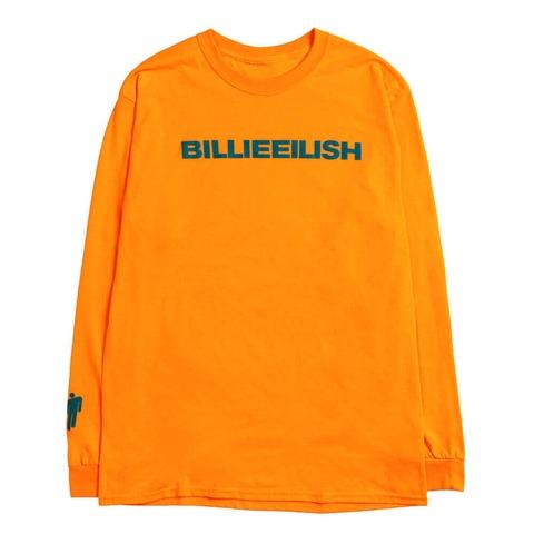 √dont smile at me von Billie Eilish - Unisex Longsleeve jetzt im Bravado Shop