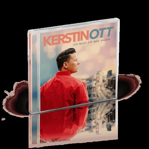 √Ich muss Dir was sagen von Kerstin Ott - CD jetzt im Bravado Shop