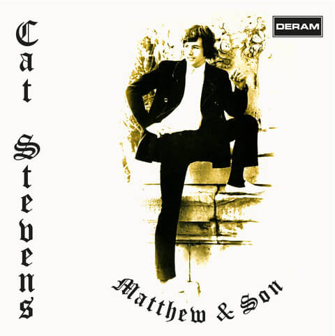 √Matthew & Sons (LP Re-Issue) von Cat Stevens - LP jetzt im Bravado Shop