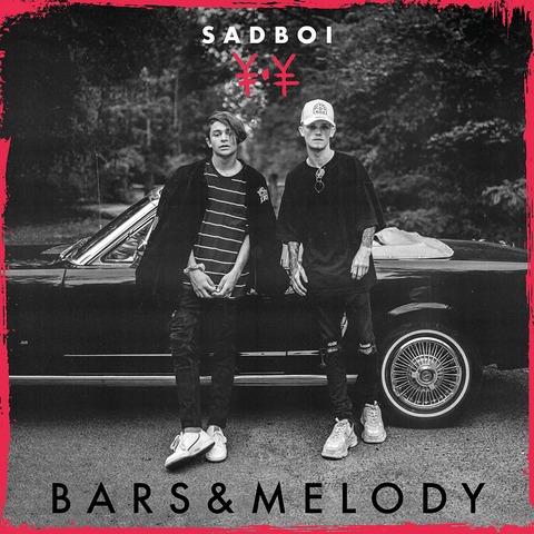 √SADBOI von Bars And Melody - CD jetzt im Bravado Shop